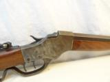 Beautiful Stevens Model 44 1/2 Special Order Target Rifle