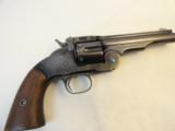 Beautifully Restored Smith Wesson 1st Model Schofield Wells Fargo Revolver - 1 of 11