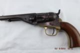 Colt Model 1862 Pocket Police Conversion. - 1 of 9