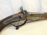 Antique Alex Henry London Double Rifle - 500 3 - 13 of 14