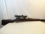 Mauser DOT 44 Nazi Marked 8mm Sniper Rifle- 1 of 15