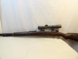 Mauser DOT 44 Nazi Marked 8mm Sniper Rifle- 10 of 15
