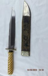 Westby & Son Bowie Knife - 7 of 10