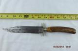 E M Dickenson Bowie Knife - 1 of 9