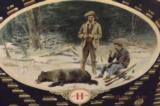 All Original WinchesterDouble W Cartridge Board Poster- Original Frame - 6 of 8