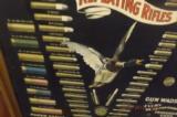All Original WinchesterDouble W Cartridge Board Poster- Original Frame - 5 of 8