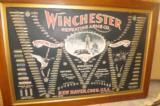 All Original WinchesterDouble W Cartridge Board Poster- Original Frame - 2 of 8