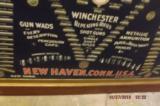 All Original WinchesterDouble W Cartridge Board Poster- Original Frame - 4 of 8