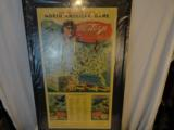 Large 1940's Winchester Western Framed Poster - 1 of 4