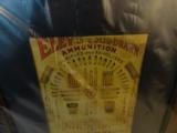 Rare Circa 1900 Eley's Solid Drawn Ammunition Cardboard Store Display - 2 of 2