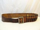 Early top of the line Rifle Cartridge Belt - Winchester Model 1894 - 1 of 3