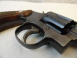 Near New Early Post War (1948-49) Smith Wesson Pre Model 10in .38 Spl.- 9 of 10