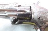 Fine Engraved Smith & Wesson Model 1 Spur Trigger Pocket Revolver - 7 of 11