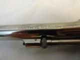 Pre War Factory NickelM&P Smith Wesson HE .38 spl.Pearls Model of 1905 - 3 of 10