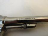 Pre War Factory NickelM&P Smith Wesson HE .38 spl.Pearls Model of 1905 - 6 of 10