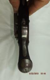 Doglock Percussion Pistol circa 1830-40's in 70 caliber - 4 of 5