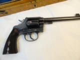 English Dealer Cased Colt Old Model New Service Target .455 - 4 of 13