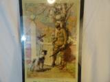 Nice Hercules Gun Powder 1943 Calendar - 3 of 3