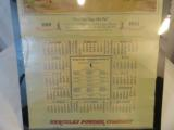 Nice Hercules Gun Powder 1943 Calendar - 2 of 3