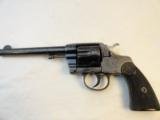 Rare Colt 1895 Navy Revolver, Contract of 1903 in .38LC - 2 of 9