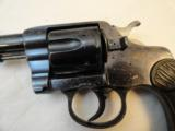 Rare Colt 1895 Navy Revolver, Contract of 1903 in .38LC - 3 of 9