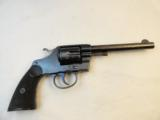 Rare Colt 1895 Navy Revolver, Contract of 1903 in .38LC - 1 of 9