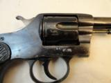 Rare Colt 1895 Navy Revolver, Contract of 1903 in .38LC - 5 of 9