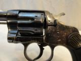 Rare Colt 1895 Navy Revolver, Contract of 1903 in .38LC - 8 of 9
