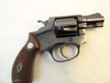 Pre 1966 Smith Wesson Flat Latch Model 32-Caliber .38 S&W - 2 of 11