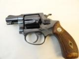 Pre 1966 Smith Wesson Flat Latch Model 32-Caliber .38 S&W - 3 of 11