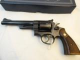 Nice early Smith & Wesson Model 28-2 in ..357 Magnum Original Box - 3 of 13