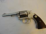 Nice Colt Pre War Police Positive .38 Special - - 2 of 6