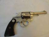 Nice Colt Pre War Police Positive .38 Special - - 1 of 6