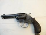 Fine Colt 1878 Frontier Six Shooter 44-40 Blue 4 3/4 - 2 of 9