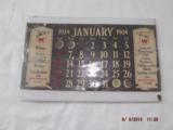 Winchester Calender 1924 - 1 of 1