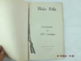 The Blake Rifle Book - 2 of 2