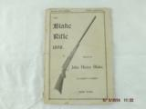 The Blake Rifle Book - 1 of 2