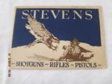 7 Stevens Parts List Catalogs from 1920-30's - 2 of 8