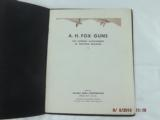 AH Fox Guns 1932 catalog - 2 of 2