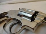 Almost New Smith Wesson HE Nickel mfg 1914 in 32-20 - 7 of 8
