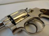 Almost New Smith Wesson HE Nickel mfg 1914 in 32-20 - 8 of 8