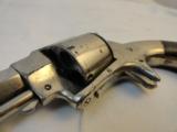 Sharp Ethan Allen Wheelock 32 Sidehammer revolver - 5 of 5