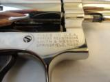 Scarce Nickel MIB Smith Wesson Model 12-3 Nickel Airweight - 9 of 14
