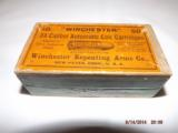 Sealed box of Winchester 38acp cartridges - 4 of 4