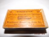 Sealed box of Winchester 38acp cartridges - 3 of 4