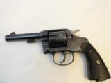 Scarce Short Barrel Colt First Model New Service 38-40 - 2 of 10