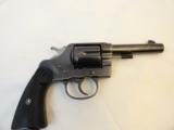 Scarce Short Barrel Colt First Model New Service 38-40 - 1 of 10