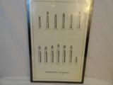 Remington Number 1 Sporting Single shot Cartridge Poster - 1 of 2