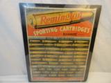 Small Remington Full Color Cardboard Easle Back Cartridge Ad - 1 of 3