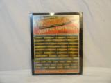 Small Remington Full Color Cardboard Easle Back Cartridge Ad - 3 of 3
